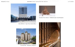 Heatherwick Studio - Best Architecture Websites 2018