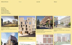 Mikhail Riches - Best Architecture Websites 2018