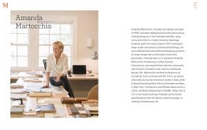 Amanda Martocchio - Best Architecture Websites 2018