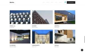 Sartre - Best Architecture WordPress Themes