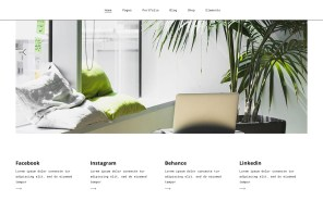 Tamashi - Best Architecture WordPress Themes