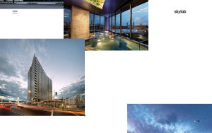 Skylab Architecture - Best Architecture Website of 2019