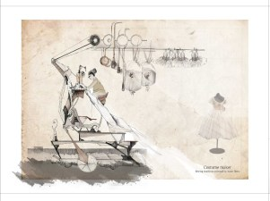 Hidden Orchestra // Alice Labourel