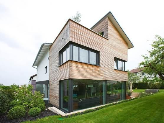 Wohnhauserweiterung M. Bad Boll