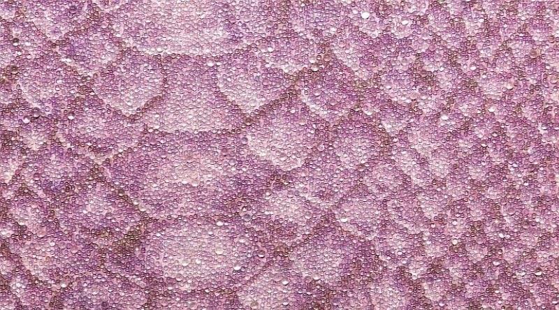 Dennis Creuzberg detail glass pearl wallpaper //snake look