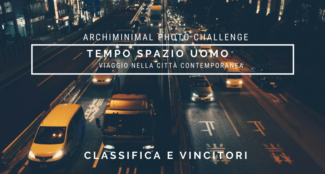 ArchiMinimal Photo Challenge – Classifica e Risultati finali