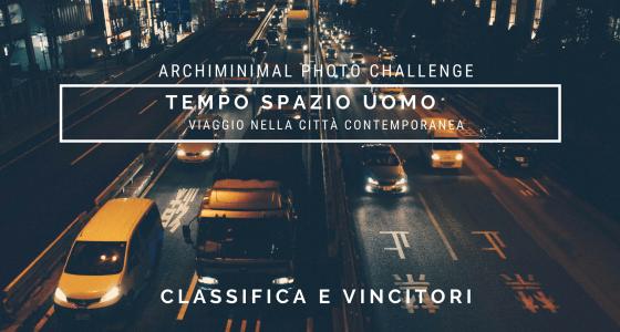 ArchiMinimal Photo Challenge – Classifica e Risultati finali