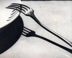 The Fork, Kertész André, 1928