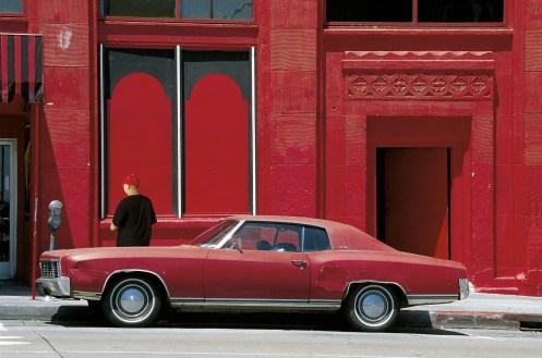 Franco Fontana - Los Angeles 2001