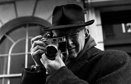 Henri-Cartier-Bresson 1908 - 2004