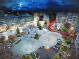 51380fa5b3fc4bfdb3000036_re-think-athens-competition-entry-abm-arquitectos_view_omonoia_square_night_aerial-528x396