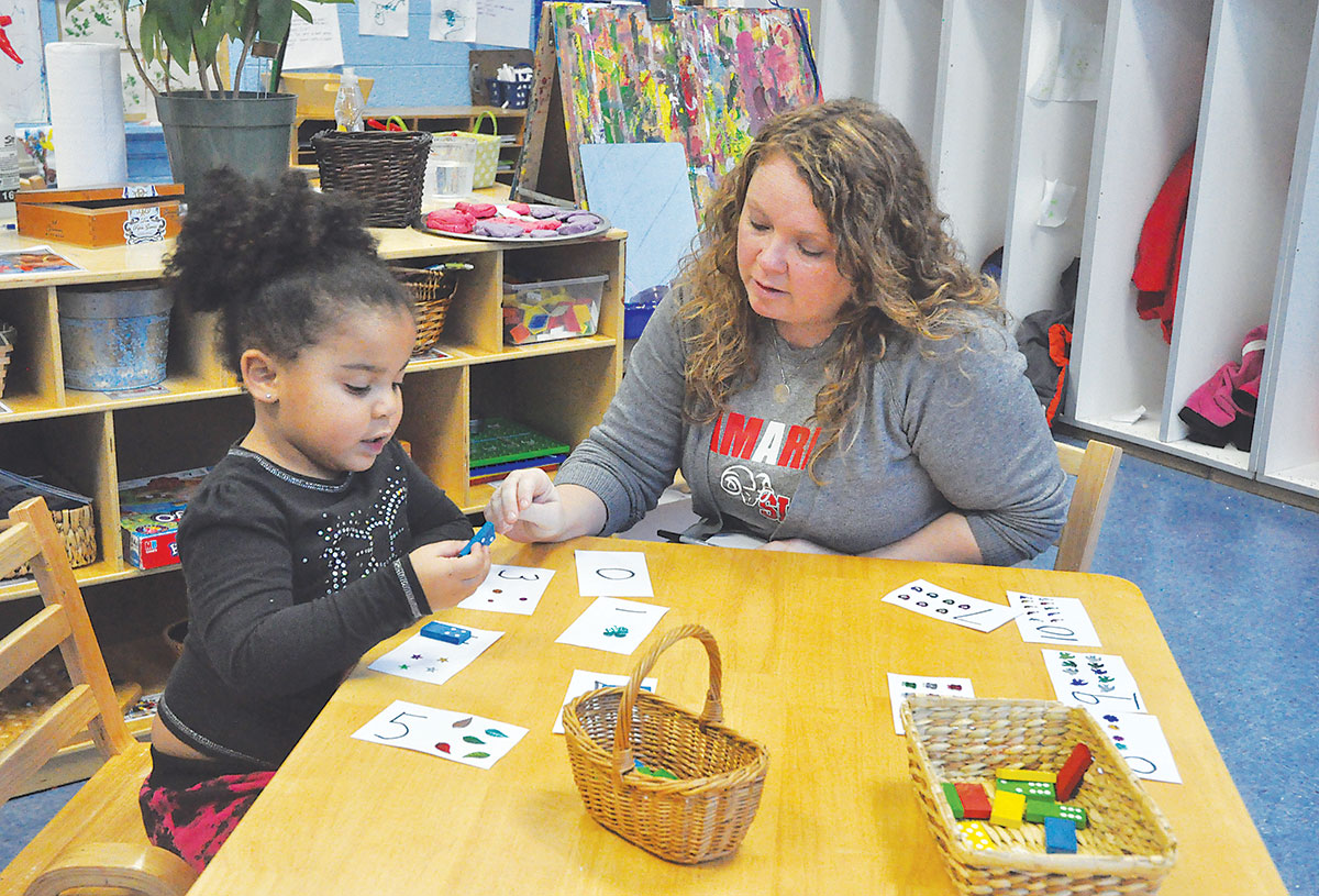 St Lawrence Pre K Program Reaches Out To Peripheries Near And Far January 26