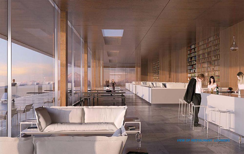Hotel Residence in Atacama | LAN Architecture | Archinect