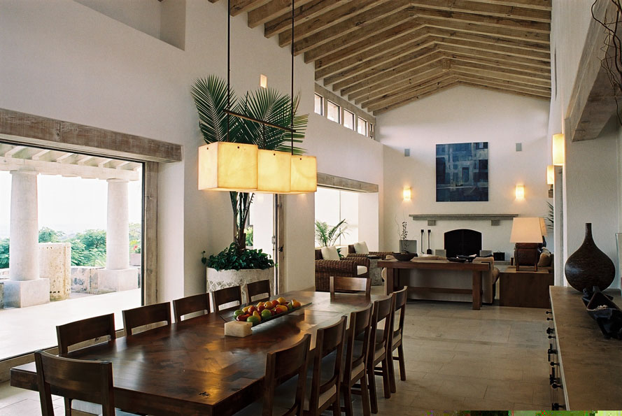 Haciendas House Agustin Orozco Archinect