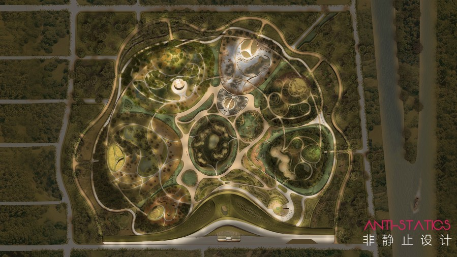 World Oasis  New Beijing National Zoo international competition     Location  Beijing Area  TBD  Firm Role  Main Design Team