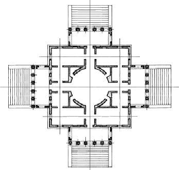 Vanna Venturi House - tra memoria e maniera del moderno (6/6)