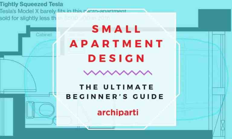 Small Apartment Design: The Ultimate Beginner's Guide (Updated 2018)