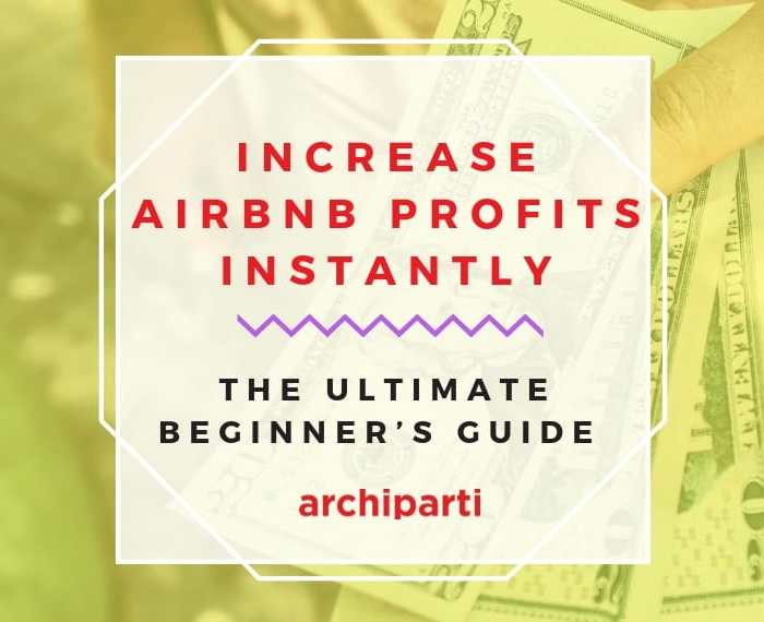 4 Simple Steps To Increase Airbnb Bookings And Maximize Profits INSTANTLY in 2021!