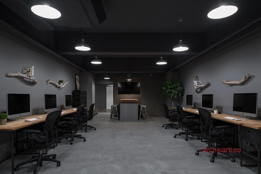 倉庫辦公室_室內設計