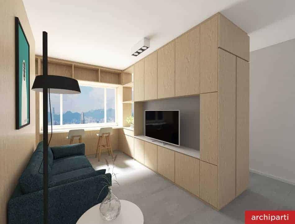 小户型室内设计