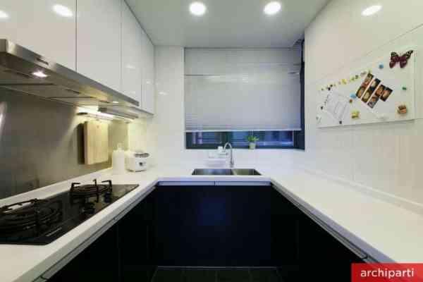 小厨房装修