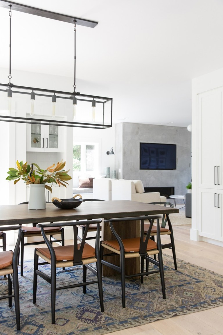 Mercer Island Photo Tour: Kitchen + Dining Area