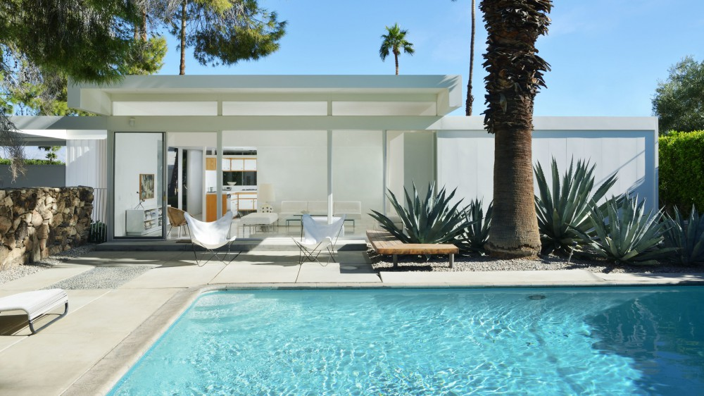 Celebrity Home: Step Into Jim Moore's Palm Springs Hideaway