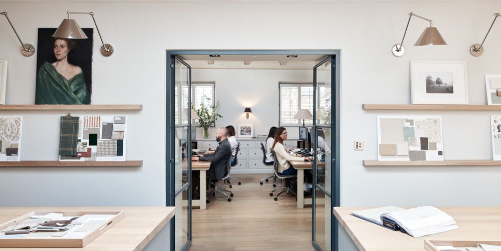 Take a Sneak Peek Into Offices of the Top Interior Designers/Architects