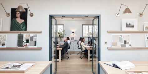 Take A Sneak Peek Into Offices Of The Best Interior Designers In The World 2020