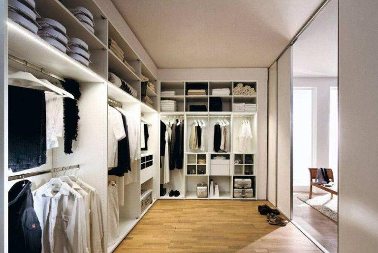 尺寸/儲物收納/燈光/衣櫃:步入式衣帽間裝修設計重點(2020)