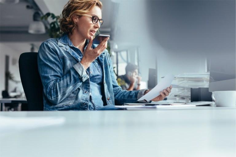【高科技辦公室裝修規劃2020】語音聲控空間能帶來效率嗎?