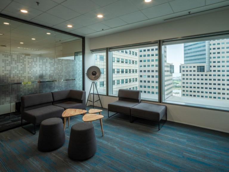 2020年以後您對工作環境的期望是什麼?環保/可持續/節約能源/健康綠色寫字樓室內設計案例