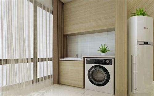 【2020實用小空間設計】洗衣機洗手盆放出露台嗎?