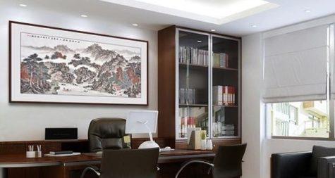 變幸運的方法?如何選對不同職務辦公室的風水畫(2020)
