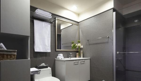 【細廁所裝修2020】浴室乾濕分離間隔用不同材料效果如何?