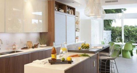 現代風格開放式廚房不聚氣?14大改善風水的布局與建議(2020)