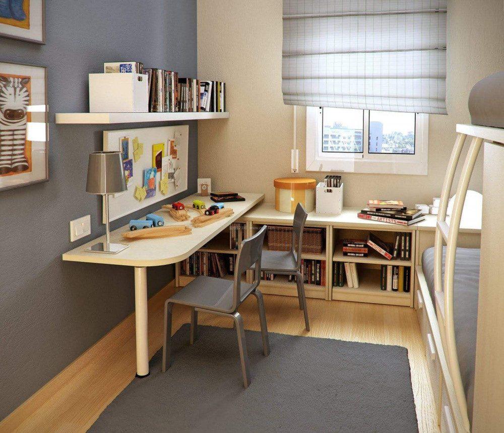 6個最大化細睡房窗台書桌的裝修設計【蝸居小單位2021】