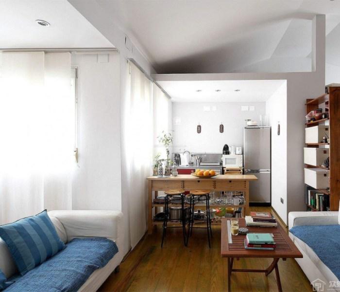 開放式vs封閉式?2021如何決定是否改建半開放式客廳廚房空間?