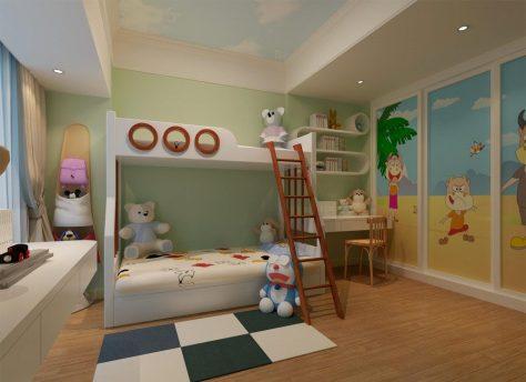 想安全又環保?4個兒童房室內設計重點(範例2021)