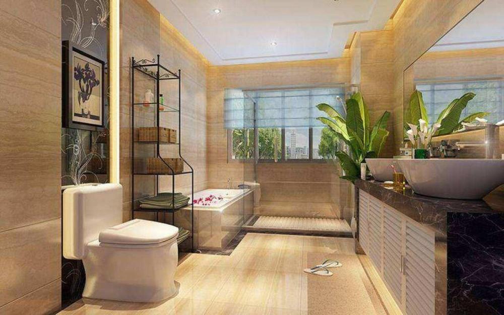 配色,磁磚,用品,擺設:7個浴室廁所合理翻新重點(2021)