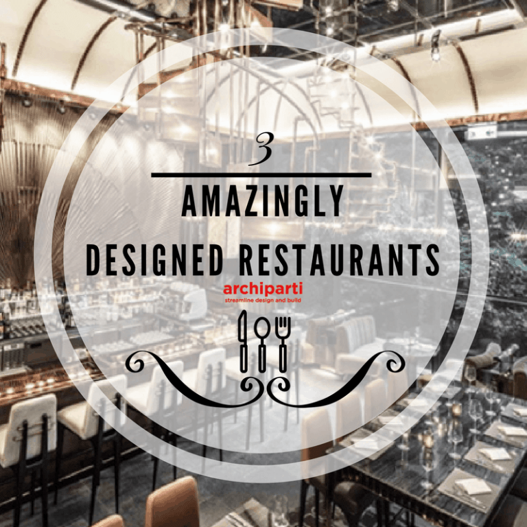 2020 Amazing Restaurant Interior Design Ideas People Will Feel On A Personal Level