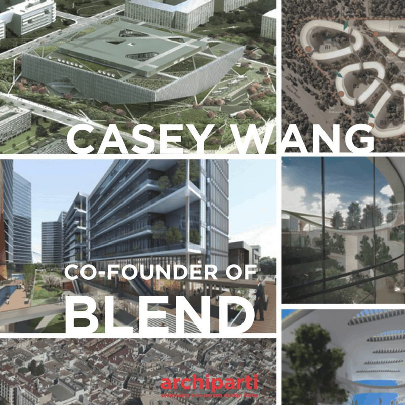 Featured Designer: Casey Wang, Co-founder of BLEND
