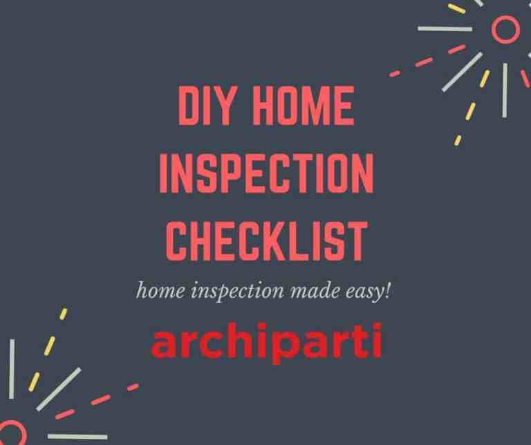 2021 Home Inspection Checklist- DIY Inspections Made Easy