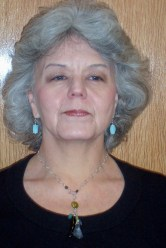 Debbie blue earrings and necklace