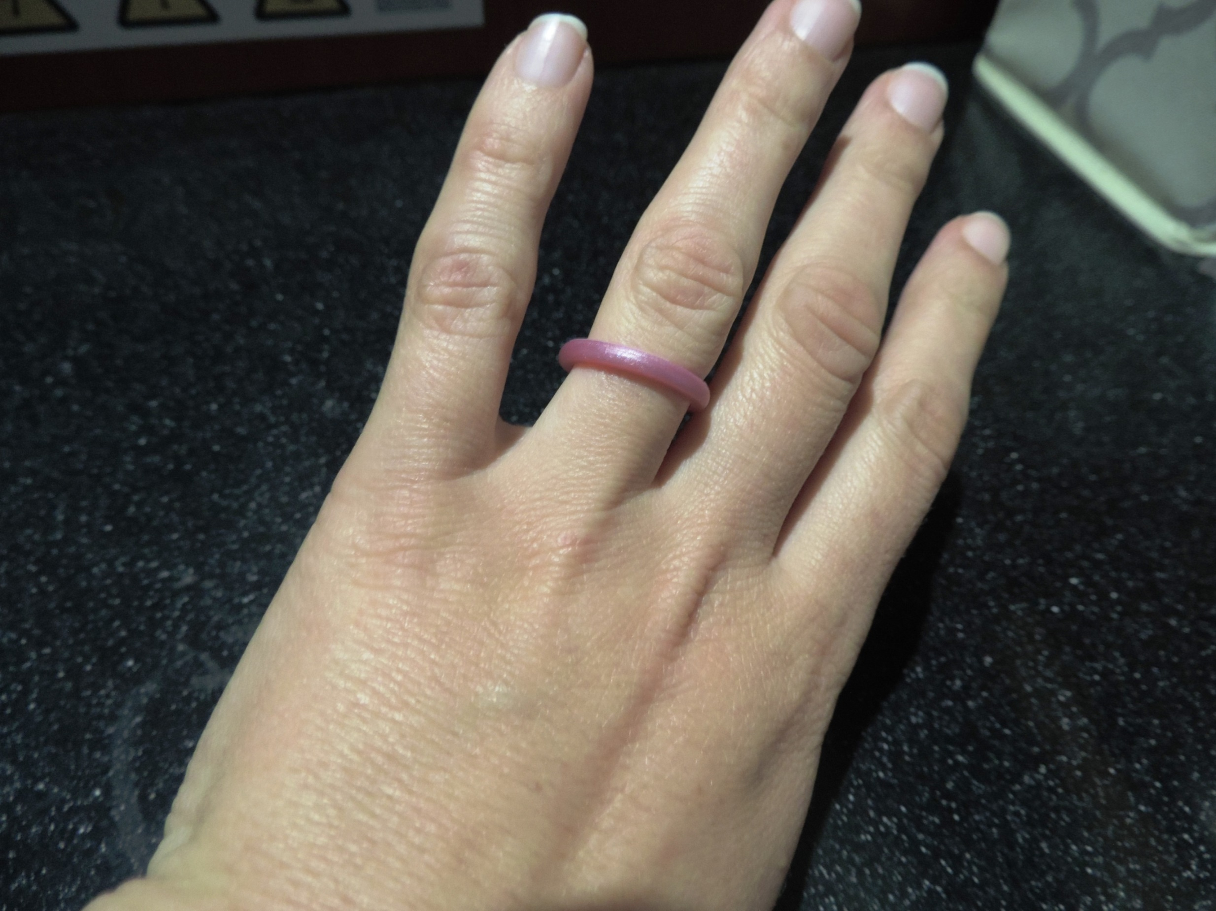 If You Like It Then You Should Put A Silicone Ring On It