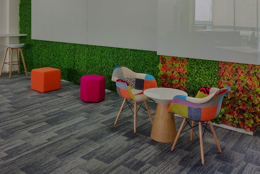 Why Artificial Green Wall ?