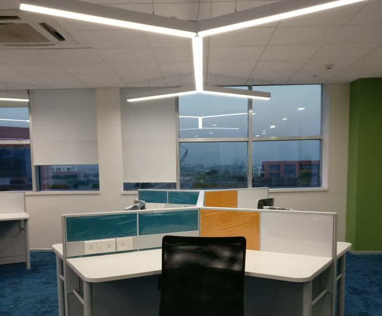 Selection of Blinds for Office Window Treatment