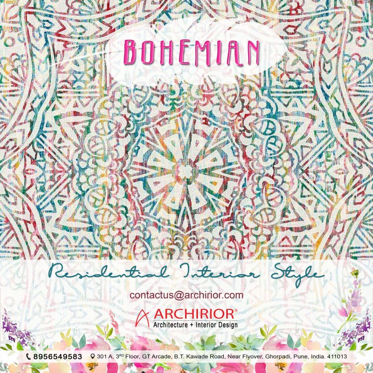 Bohemian Style Home Interior : Enjoy A Colorful Ride in Boho Style
