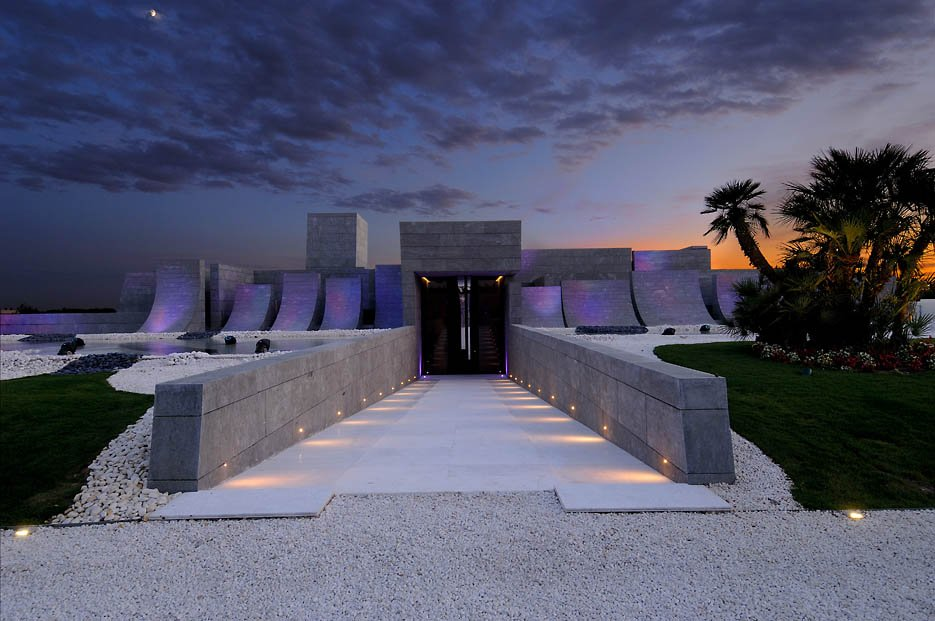 1001 Nights House By A-cero, Joaquin Torres Architects