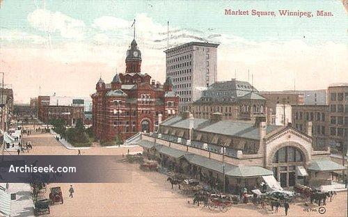1886 City Hall Winnipeg Manitoba Archiseek Irish